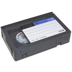 digitalizzazione VHS/C