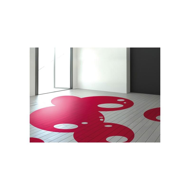 Adesivi per pavimento a milano per casa ufficio negozio for Pavimento adesivo ikea