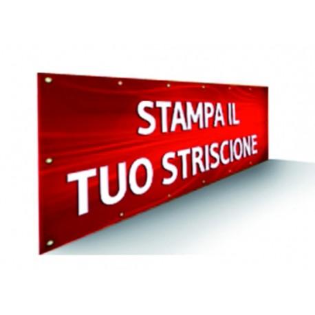 STRISCIONE PVC