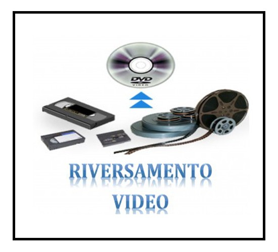 Riversamento Video